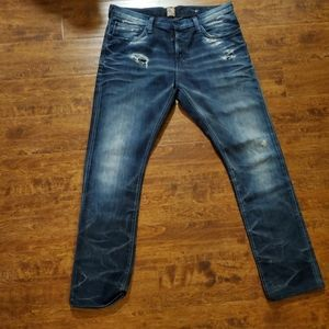 PRPS Mens Jean's Straight leg 36 x 34
